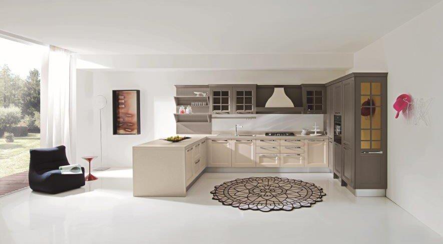 Cucina Con Boiserie : Cucine rovere inspiring cucina modulnova modello blade l p
