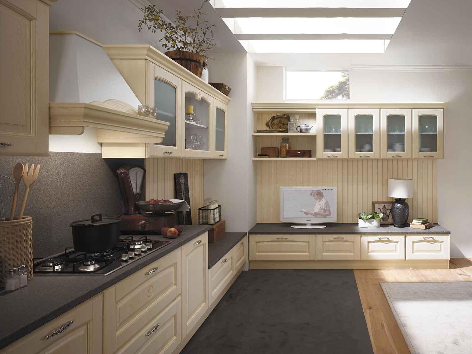 Cucina e soggiorno in un unico ambiente: 3 stili - Cose di Casa