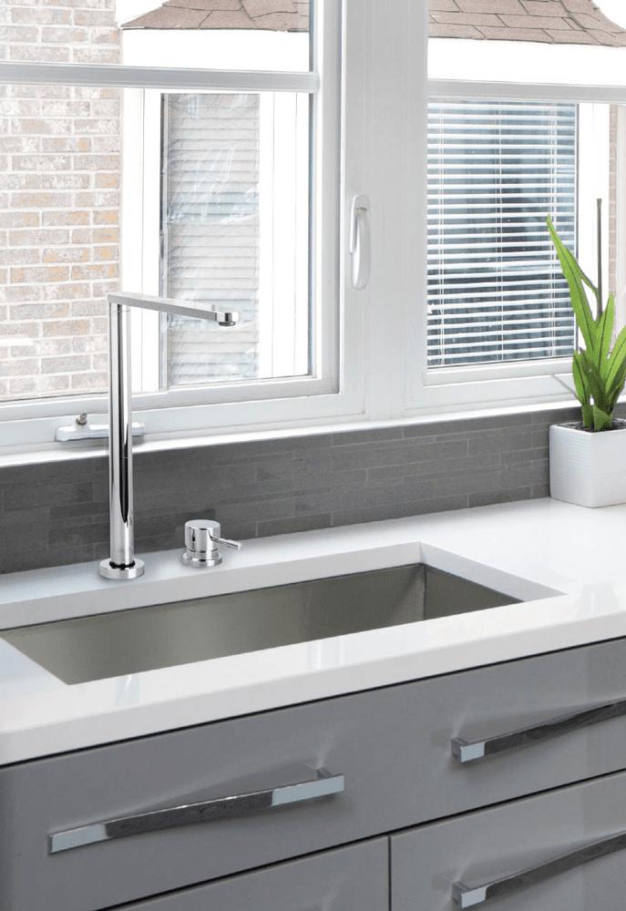 rubinetti per la cucina: belli e funzionali - cose di casa - Rubinetto Cucina Prezzi