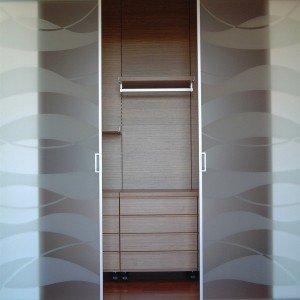 Porte per la cabina armadio. Grandi e piccole - Cose di Casa