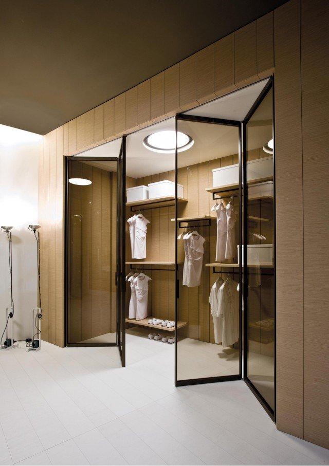 porte per la cabina armadio  grandi e piccole