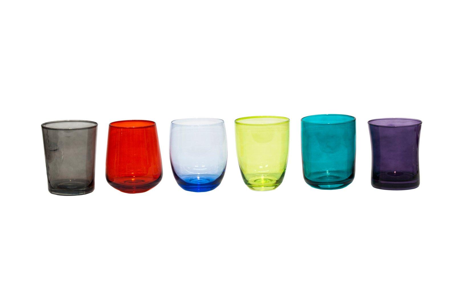 Apparecchiare la tavola con 3 stili differenti cose di casa - Coincasa bicchieri ...