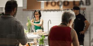 Cibo protagonista: corsi di cucina nel temporary Ikea