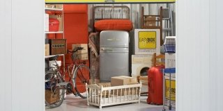 Self storage: traslocare senza stress