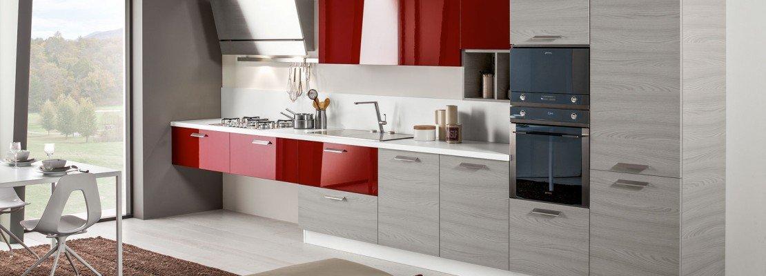 Cucine piccole composizioni compatte anche per il soggiorno cose di casa - Cucine di piccole dimensioni ...