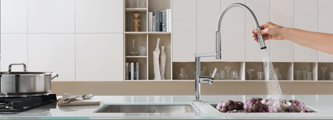 Rubinetti per la cucina belli e funzionali cose di casa - Rubinetti x cucina ...