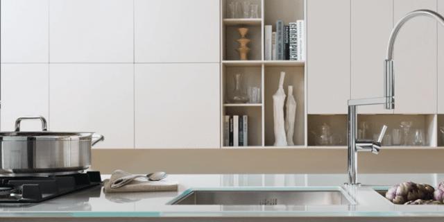 Rubinetti per la cucina: belli e funzionali