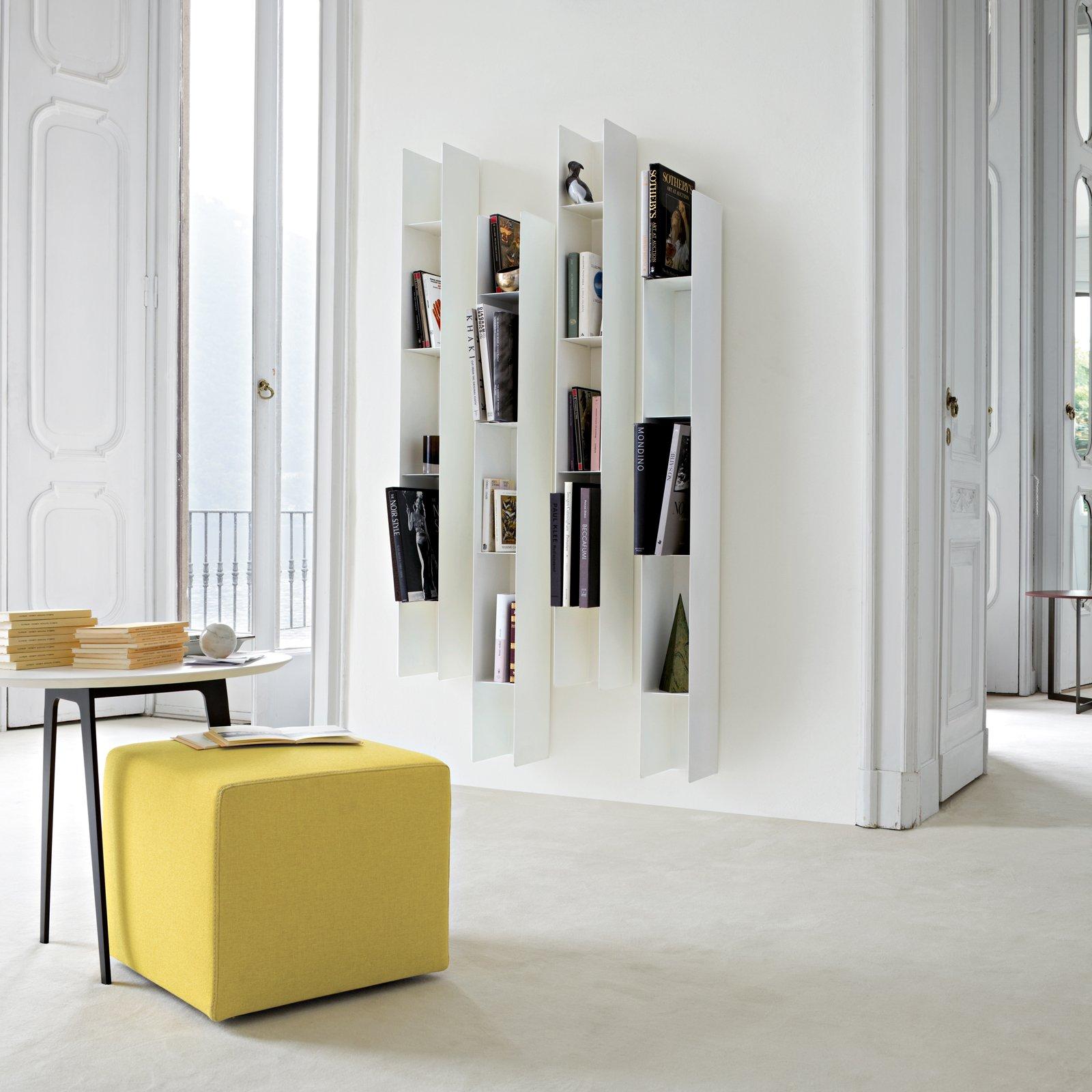 Librerie piccole: così ogni spazio può essere sfruttato al meglio ...