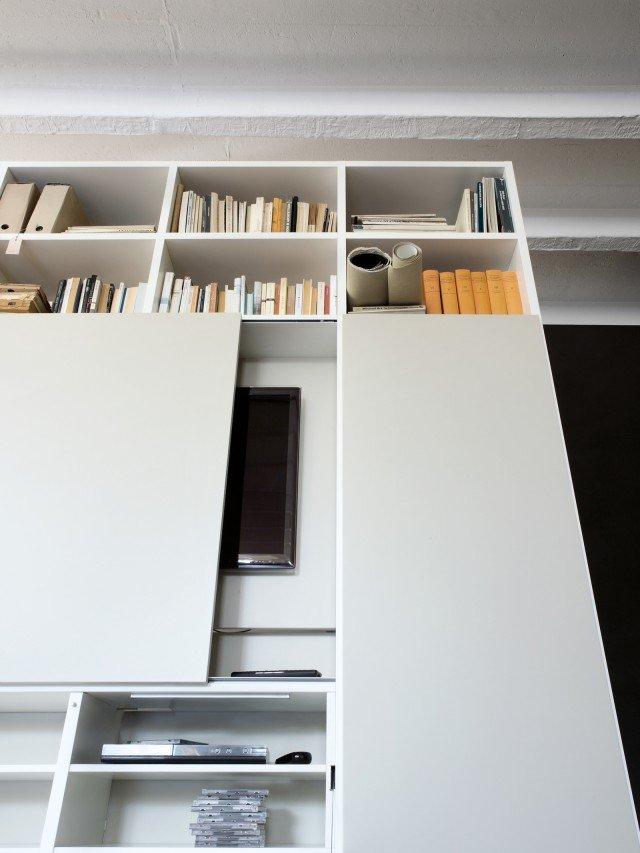 Arredare il soggiorno quale spazio per la tv cose di casa for Spazio 5 arredamenti