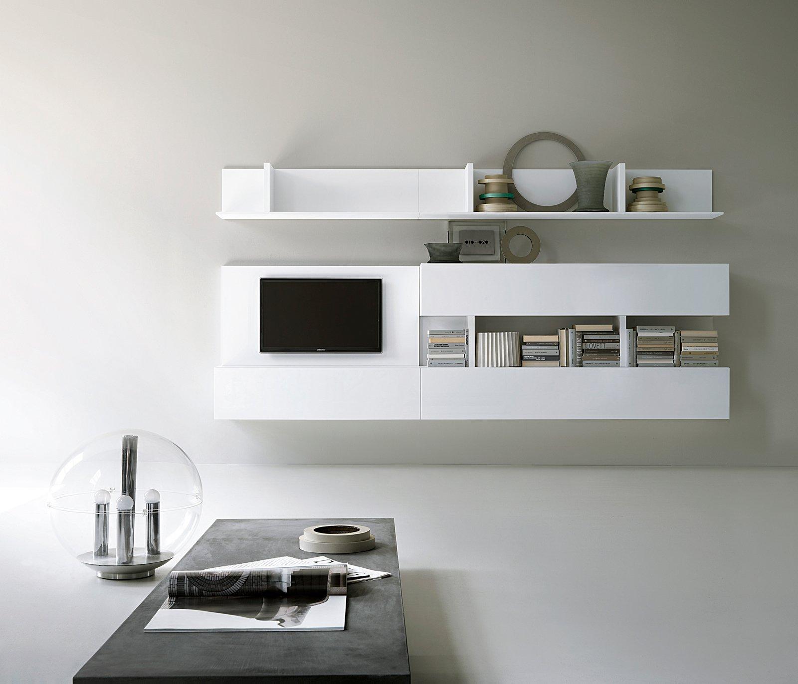 Arredare il soggiorno: quale spazio per la tv?   cose di casa