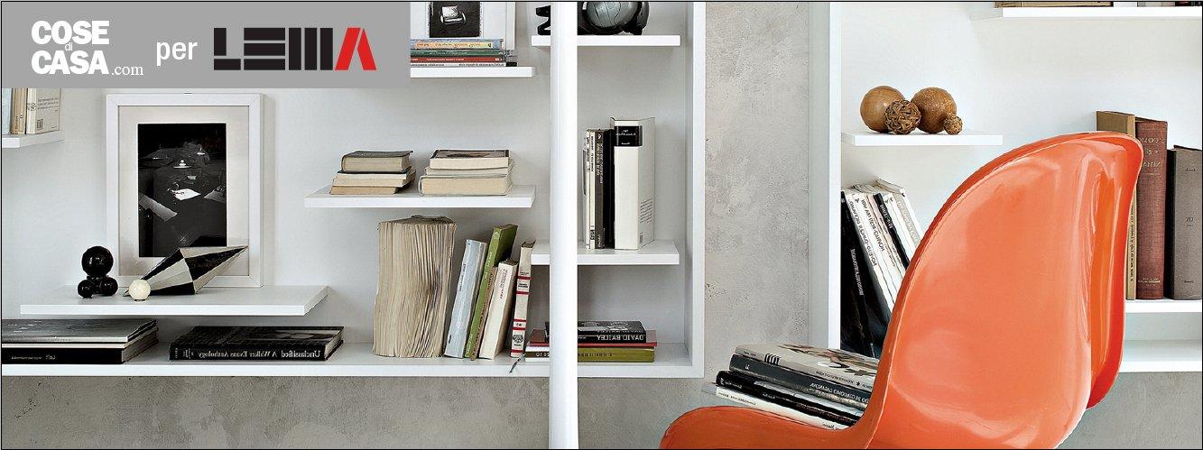 Librerie piccole cos ogni spazio pu essere sfruttato al for Case modulari con suite di legge