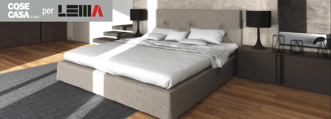 Arredare la camera: un progetto dal design discreto e sofisticato ...