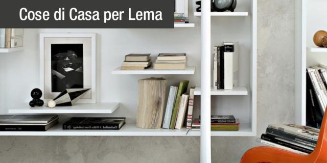 Librerie piccole: così ogni spazio può essere sfruttato al meglio