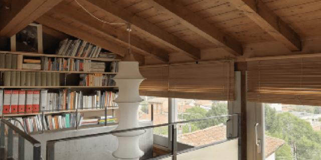 65 mq una casa che si sviluppa in verticale