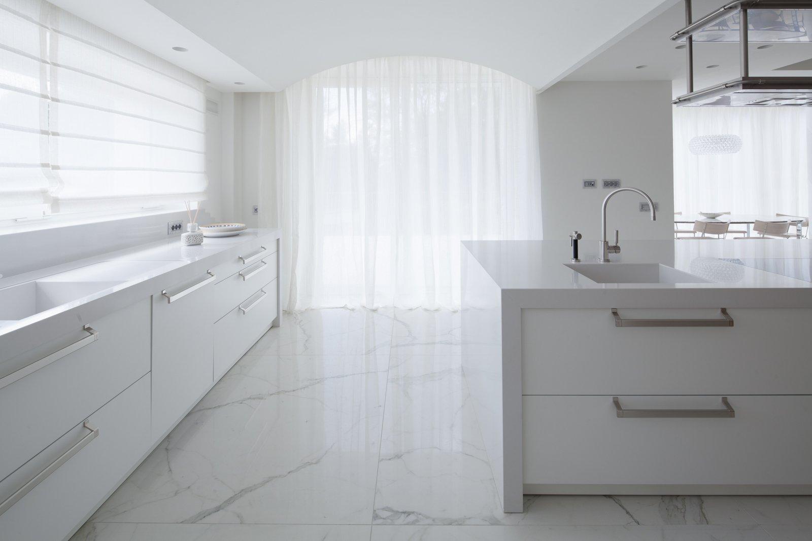 Il Lavello Integrato Nel Top C E Ma Quasi Non Si Vede Cose Di Casa
