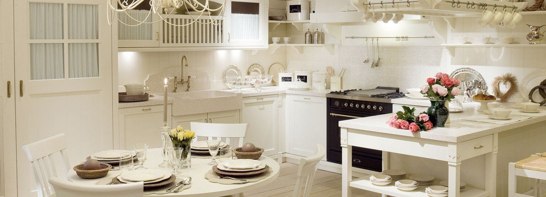 Country in cucina: uno stile che non passa di moda - Cose ...