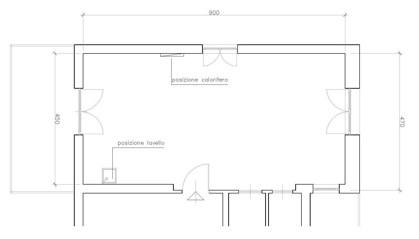 Misure Standard Tavolo. Dimensioni Standard With Misure ...
