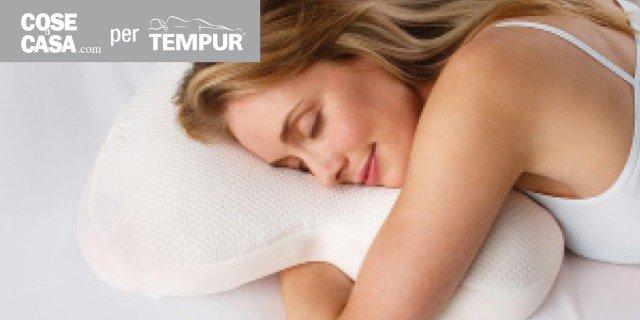 Cuscino Per Dormire Seduti.Dormire Bene Cose Di Casa