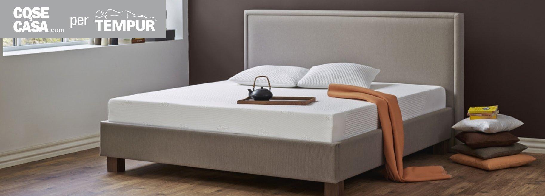 Posizione e orientamento del letto quanto conta per dormire meglio cose di casa - Divano letto comodo per dormire ...