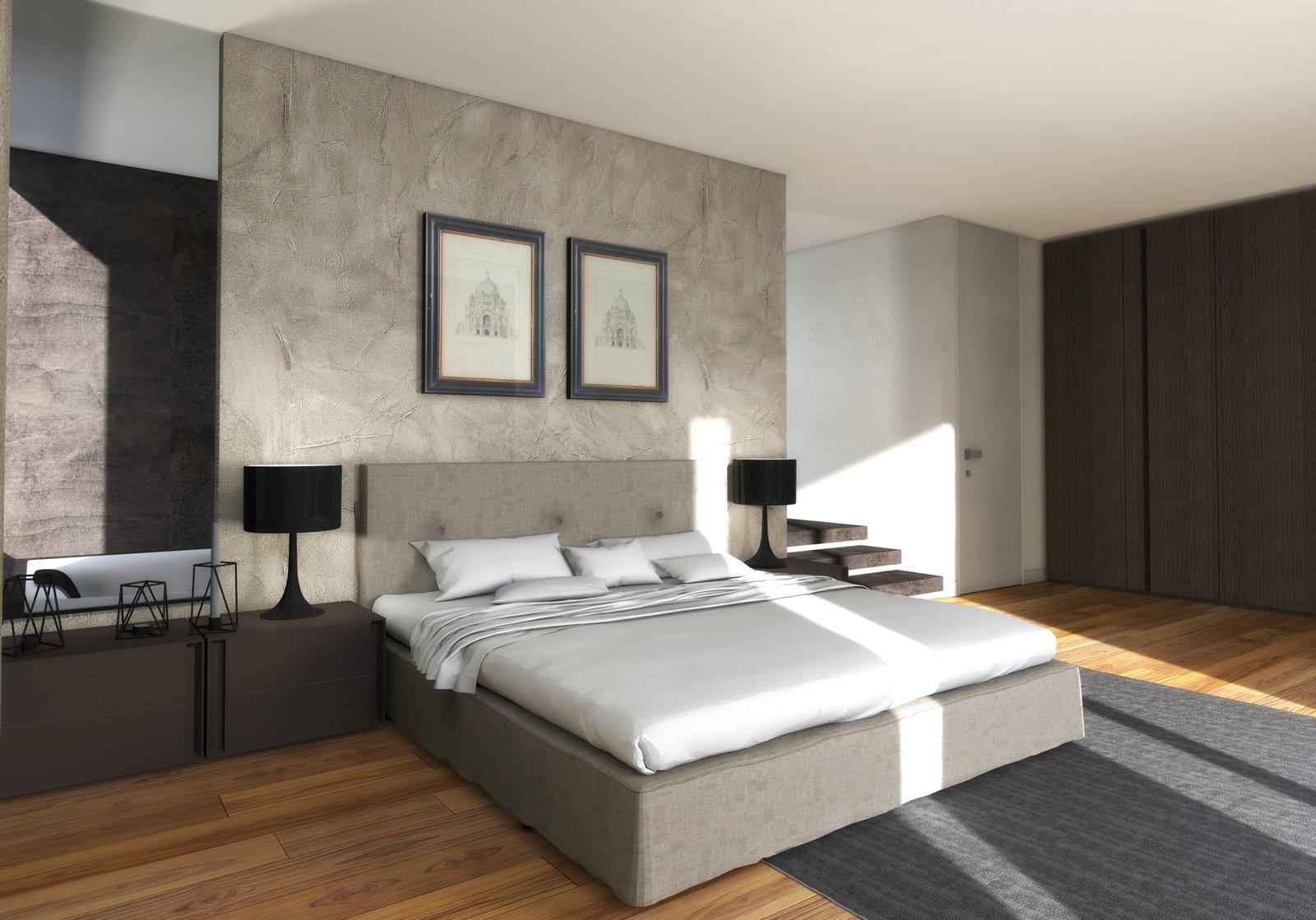 Arredare la camera un progetto dal design discreto e for Camere arredate