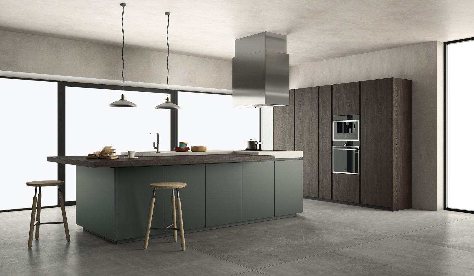 Arredamento cucine piccole cose di casa for Doimo arredamenti