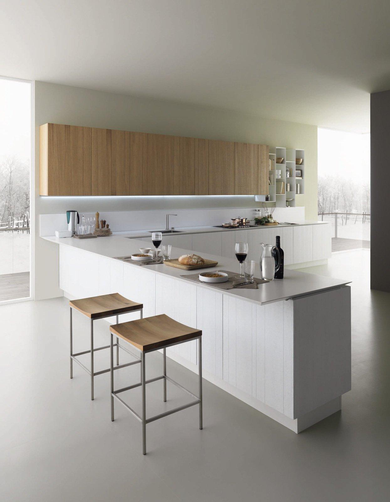 Cucine bianche lucide cucine with cucine bianche lucide - Cucine bianche lucide ...