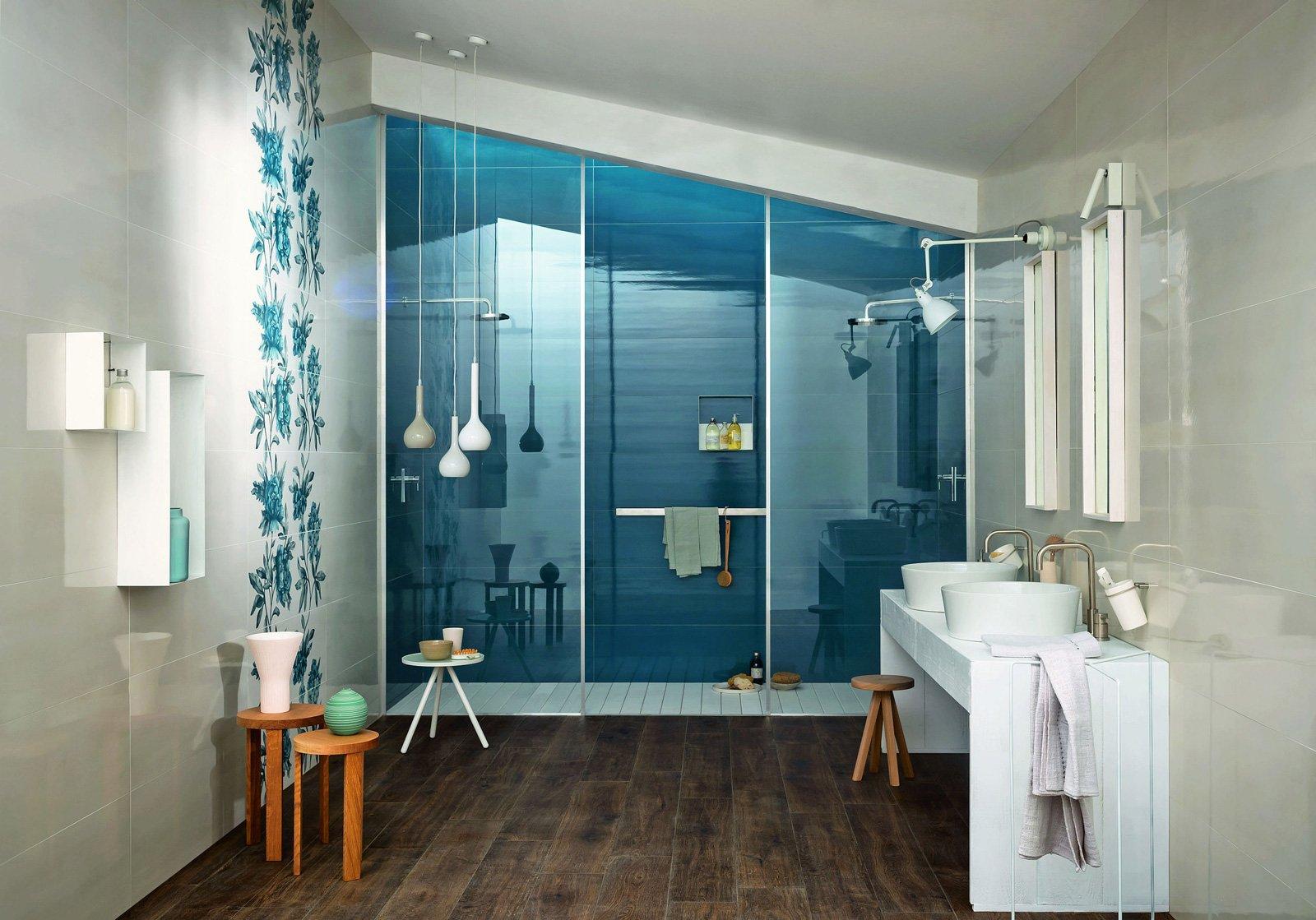 Il bagno in mansarda cose di casa - Pittura lavabile per bagno ...