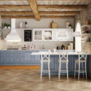 Cucine bicolore l 39 alternanza cromatica fa tendenza cose di casa - Cucine gran casa ...
