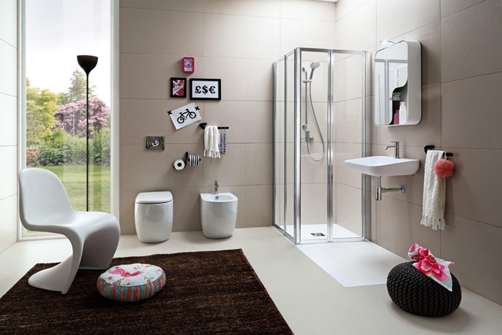 Docce rettangolari piccole cose di casa - Siliconare box doccia interno o esterno ...