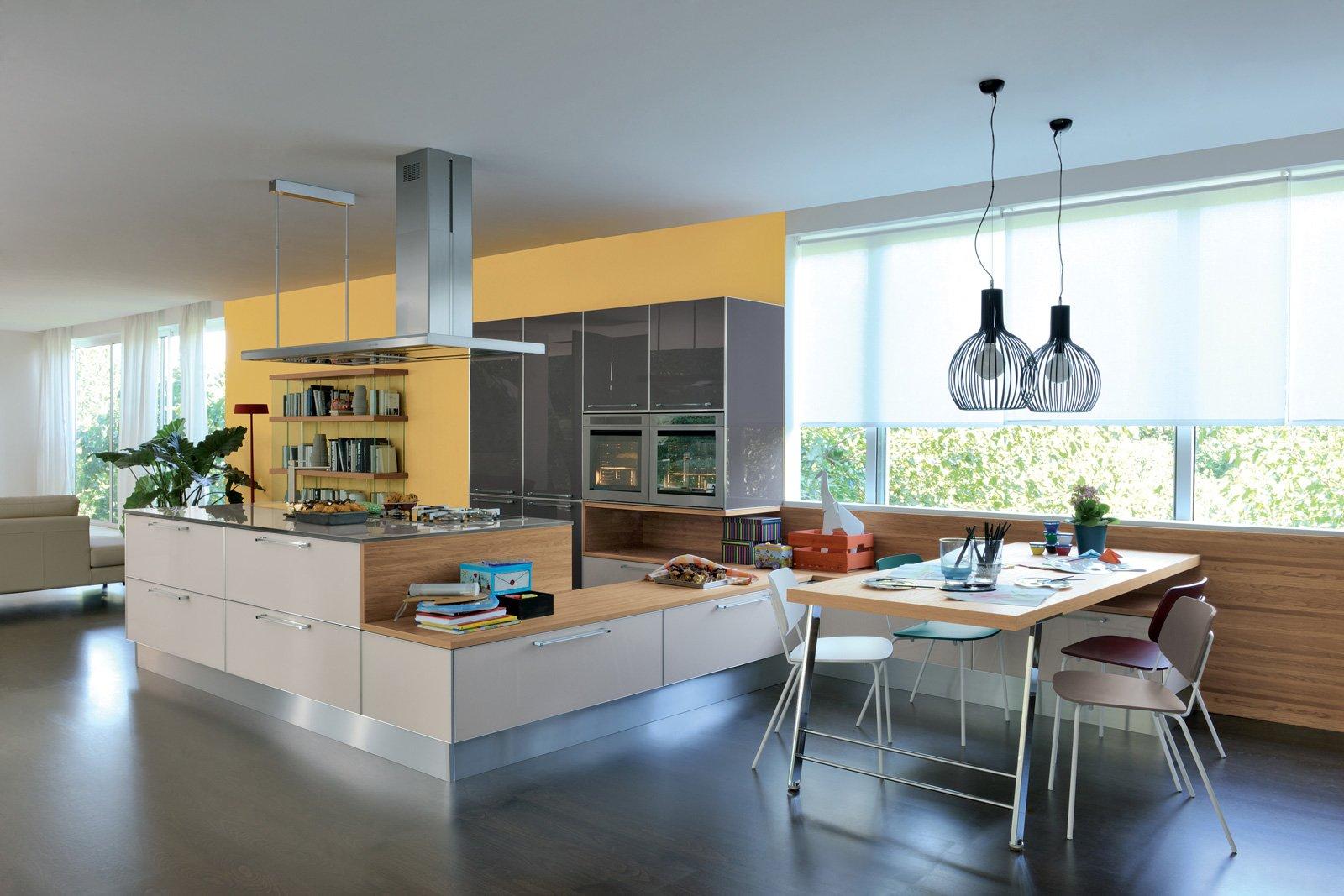 Arredamento cucine piccole cose di casa - Piccole cucine con isola ...