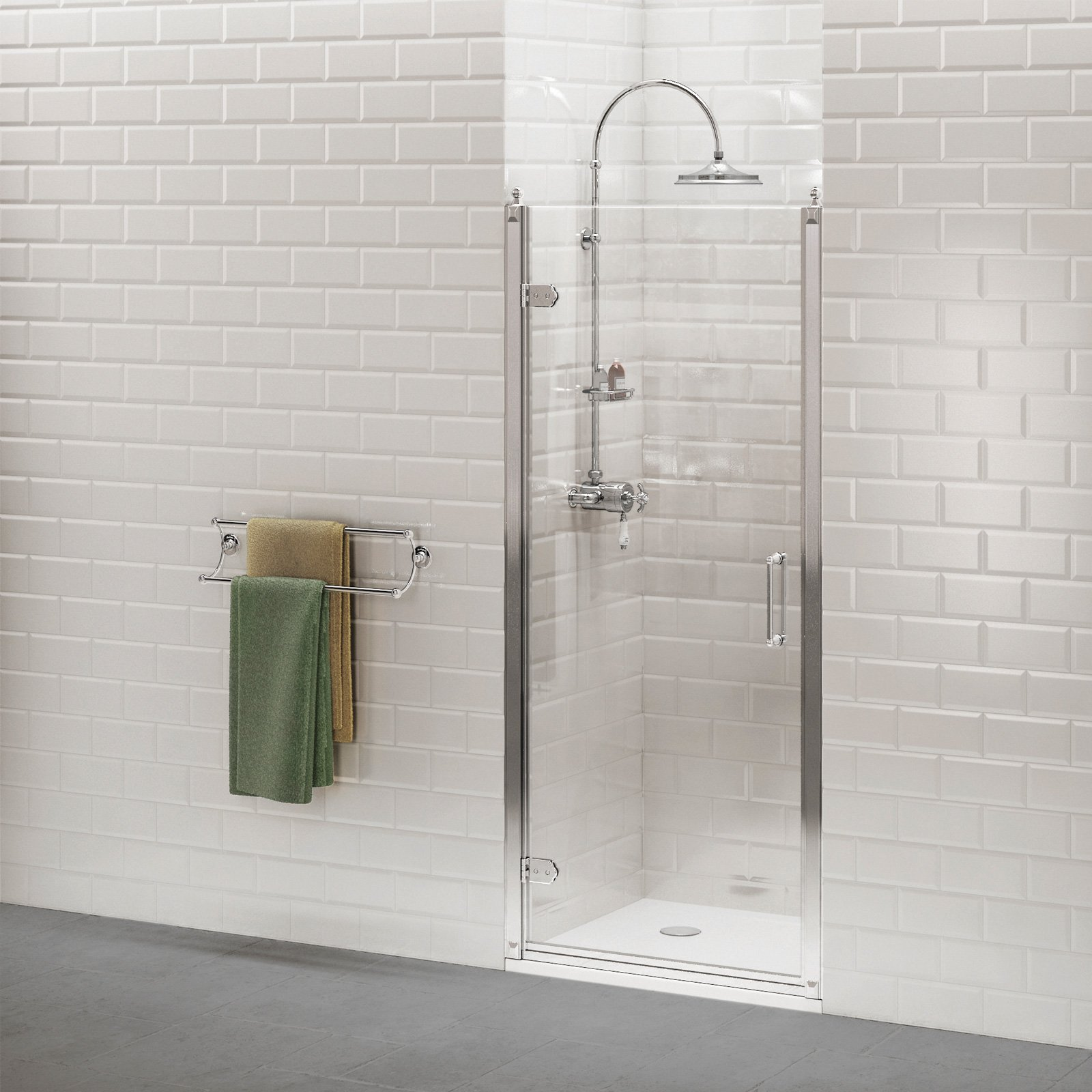 Docce rettangolari piccole cose di casa - Nicchie in bagno ...
