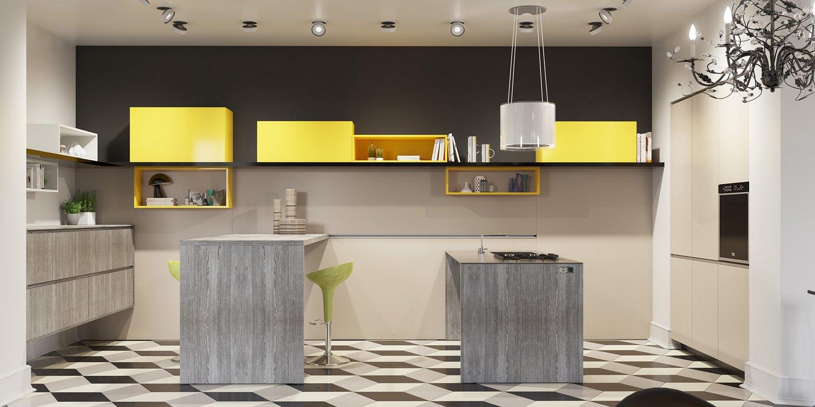 Arredamento cucine piccole cose di casa for Piccole immagini del piano casa