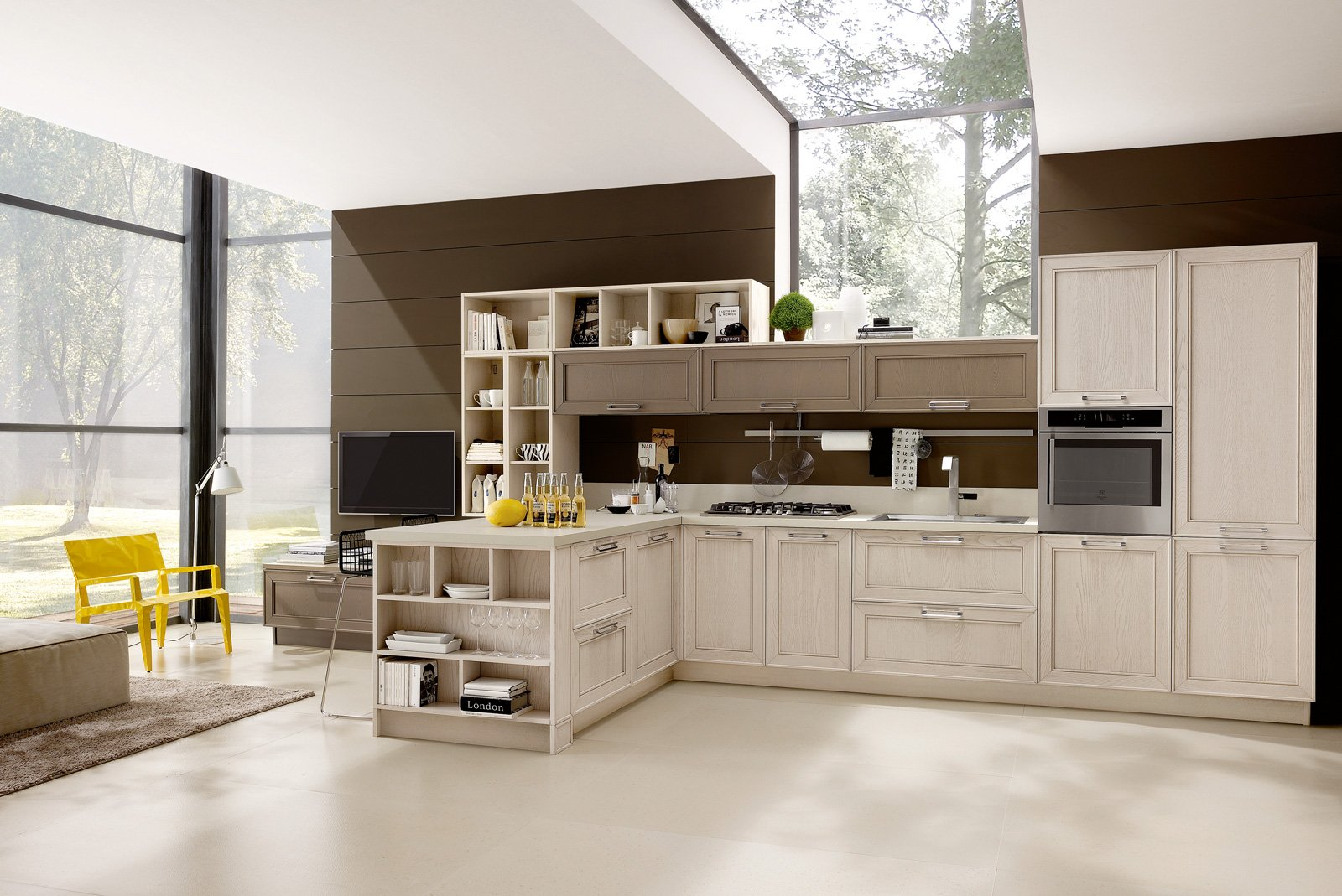 Arredamento cucine piccole cose di casa - Disegni di cucine ...