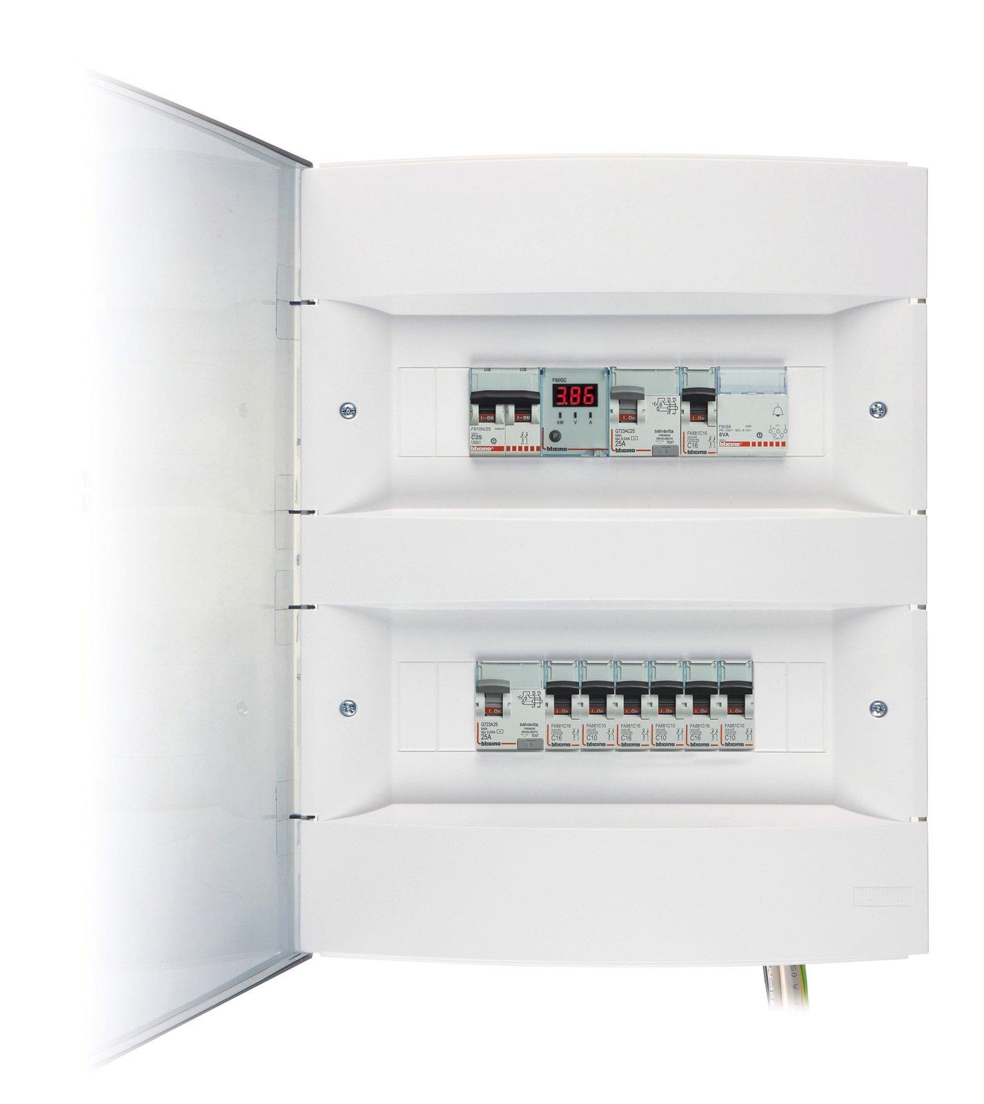 Impianto elettrico dalla a alla z cose di casa - Impianto elettrico di casa ...
