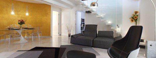 Mansarda come arredare e progetti casa cosedicasa for Piani di appartamenti moderni