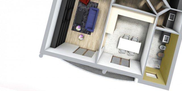 Bagno lungo sfruttare lo spazio e riproporzionarlo cose - Creare un bagno in poco spazio ...