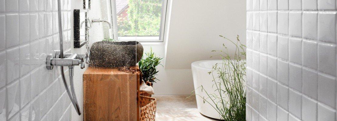 Il bagno in mansarda - Cose di Casa