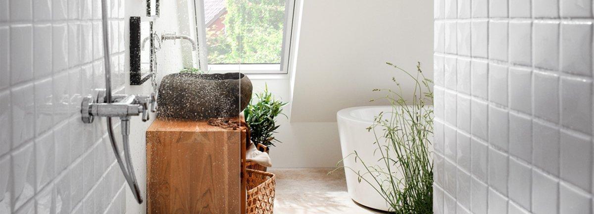 Idee Bagno Nel Sottotetto : Il bagno in mansarda - Cose di Casa