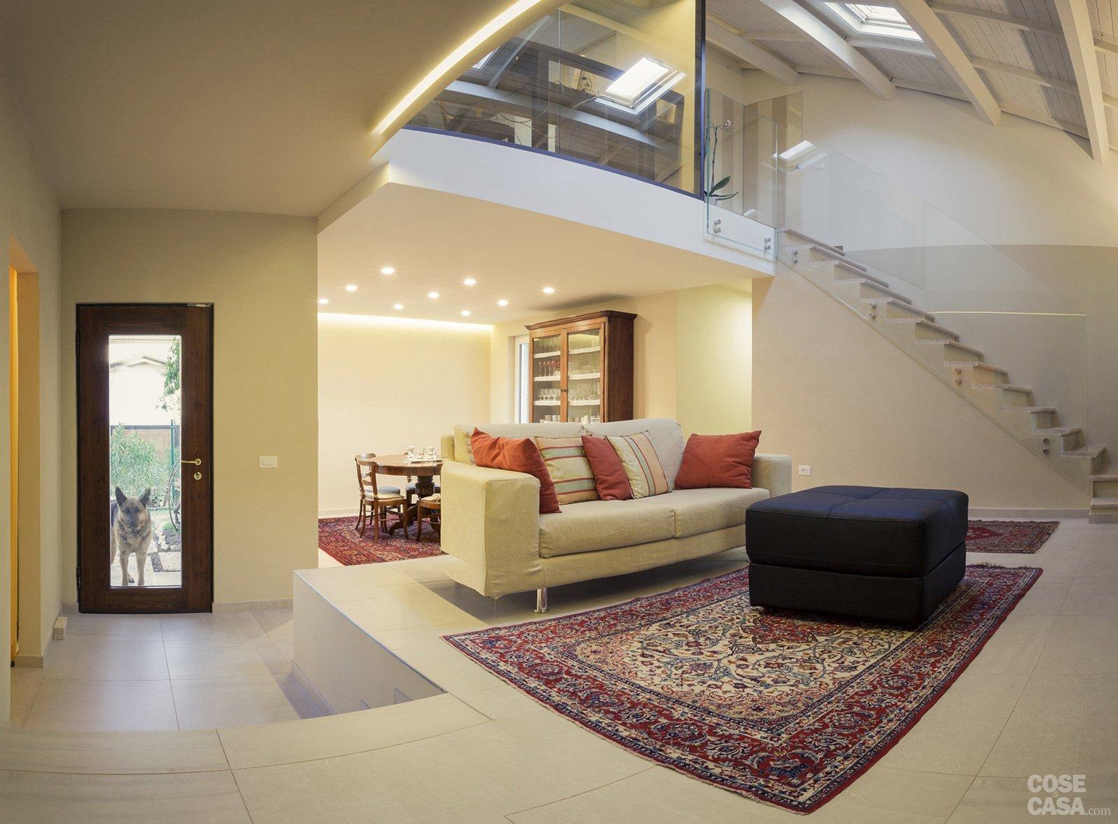 Una casa ristrutturata per il risparmio energetico cose for Immagini case ristrutturate