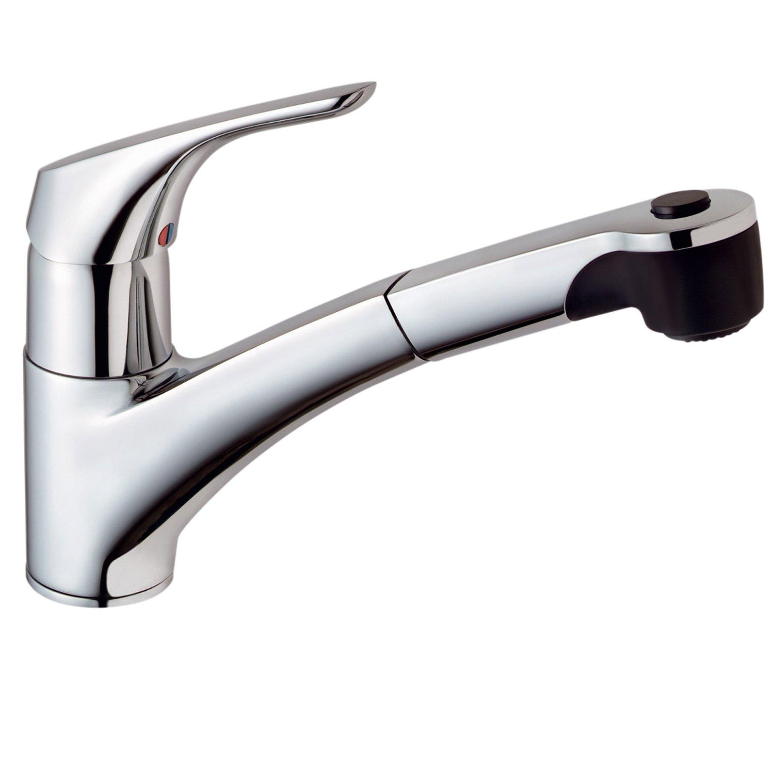 Lavelli e rubinetti zona lavaggio in evoluzione cose di for Miscelatore cucina leroy merlin
