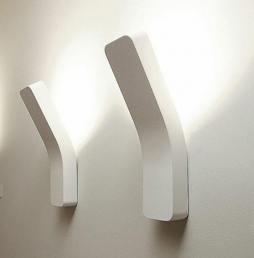 Faretti Cubo Soffitto: Puzzle double round - applique da parete ...