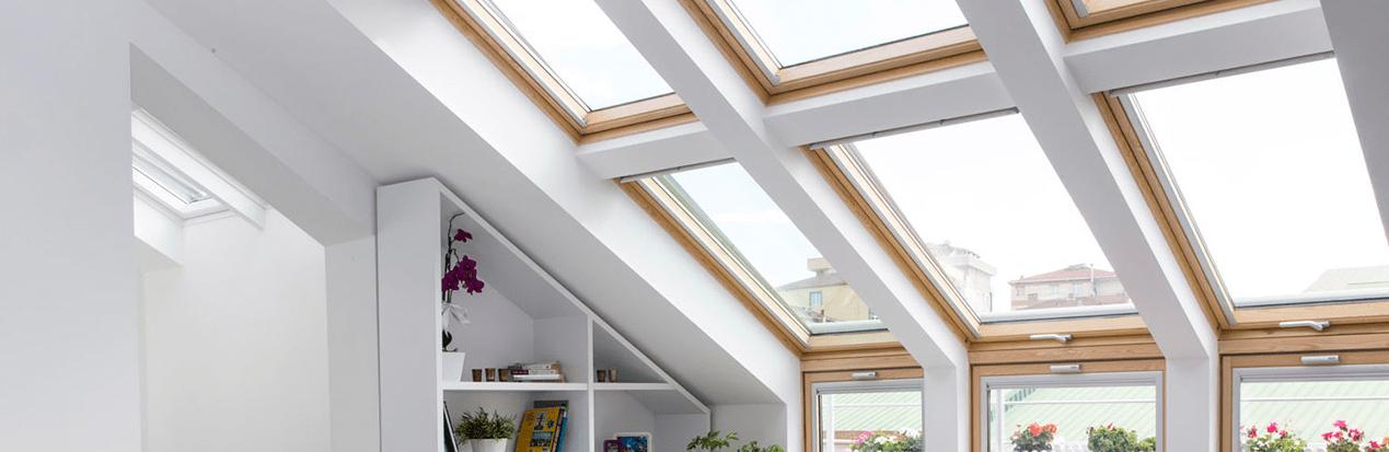 Velux italia s p a finestre per tetti coperture cose di - Finestre sui tetti ...