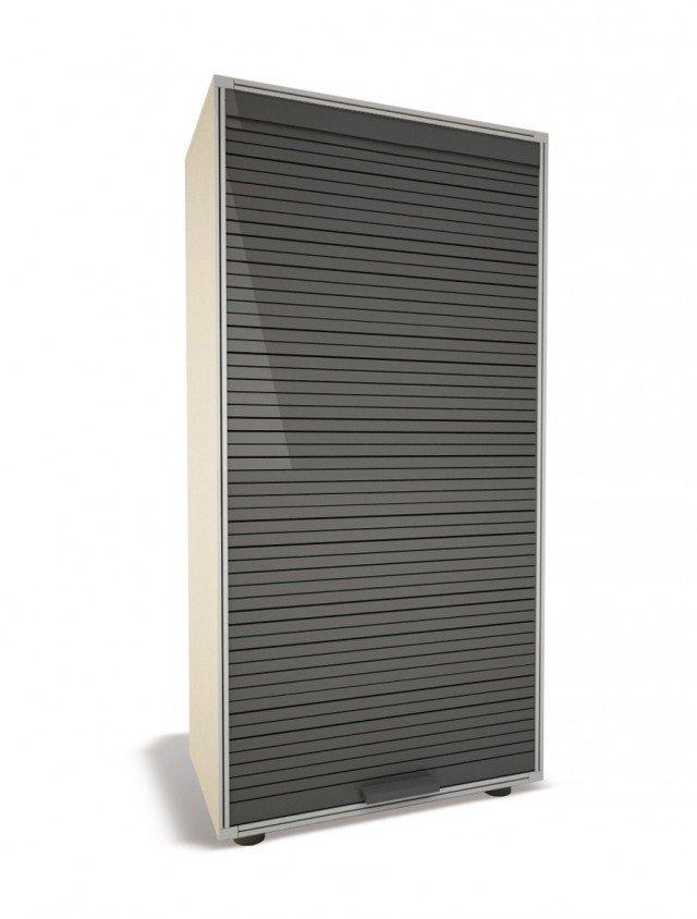 STRETTO: Armadio a serrandina di Obi ha due ripiani l'armadio per ...