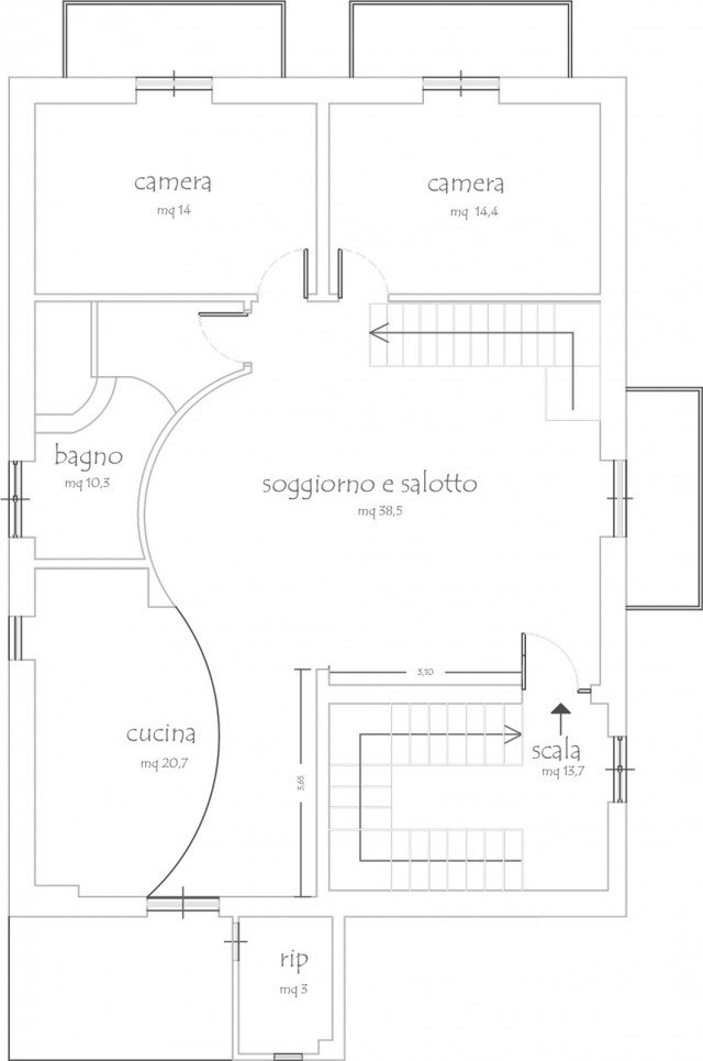 pianta-piano4-scala1-100
