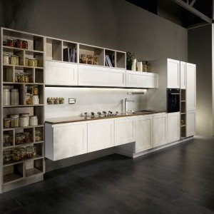 Cucine tutto su una parete o quasi cose di casa - Tutto cucine carre ...