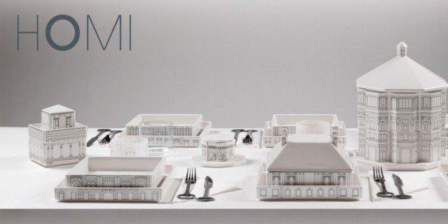 Homi 2015, dal 12 settembre: i servizi per la tavola