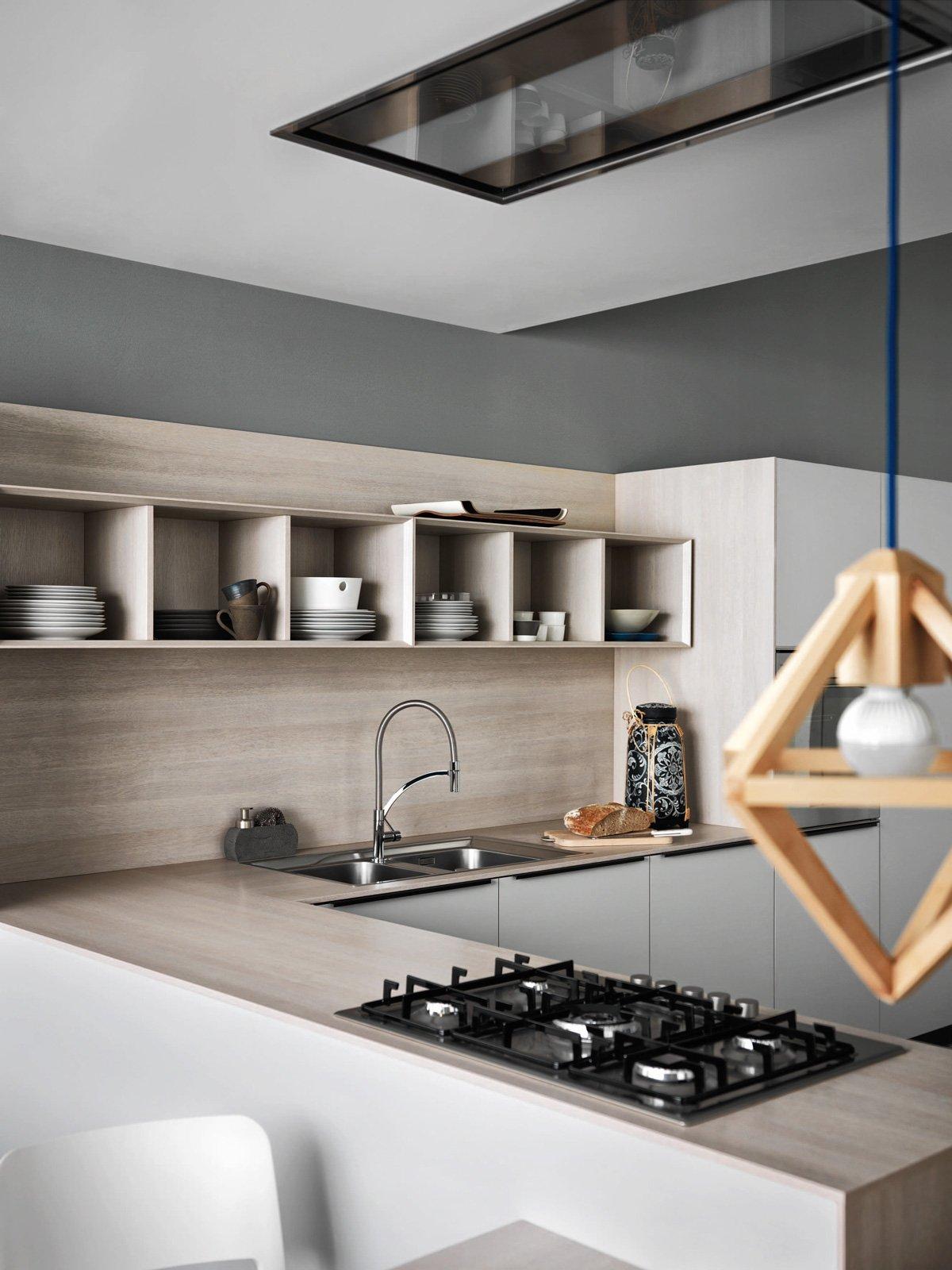 in cucina, scelgo laminato o laccato? - cose di casa - Laminato Per Cucina