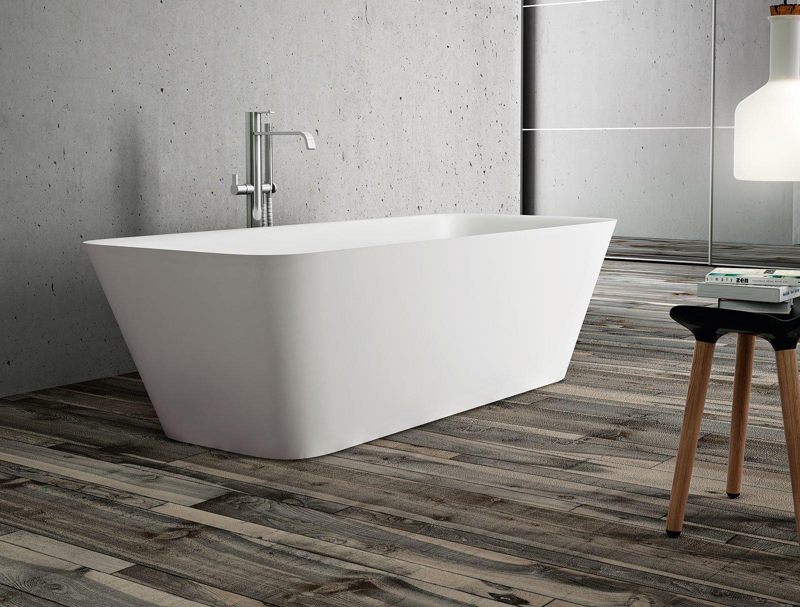 Cersaie 2015 materiali e forme per il bagno cose di casa - Vasche da bagno prezzi e misure ...