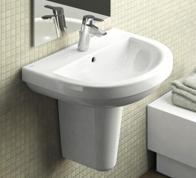 Lavabi di primo prezzo a partire da 39 euro cose di casa - Rubinetteria bagno prezzi economici ...