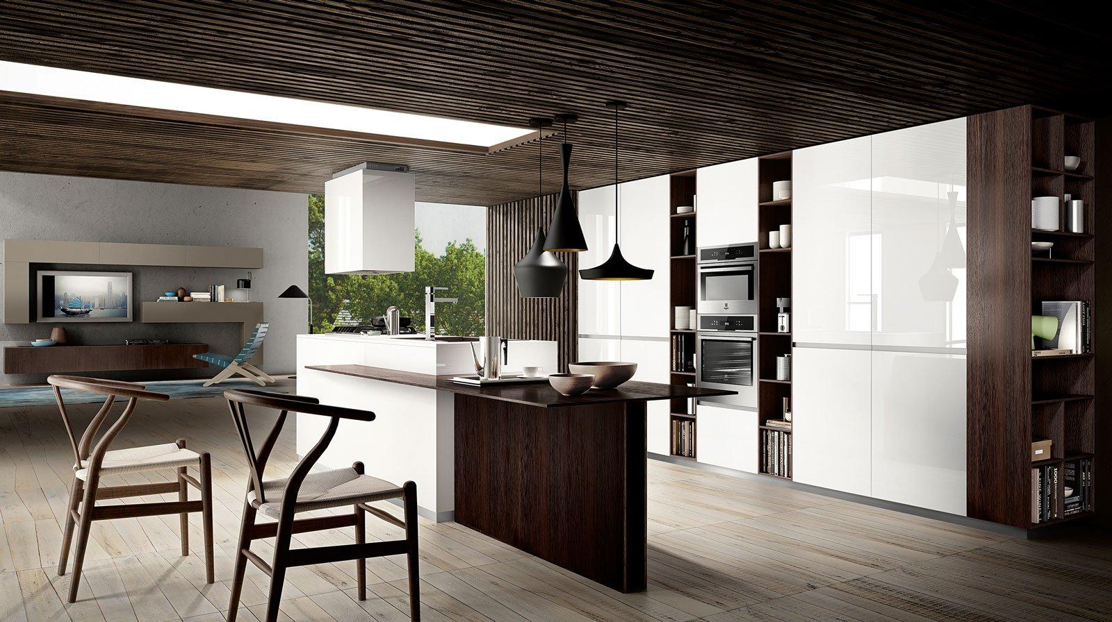 In cucina scelgo laminato o laccato cose di casa - Cucina moderna immagini ...
